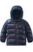 Patagonia Babies Hi-Loft Down Sweater Hoody Navy Blue